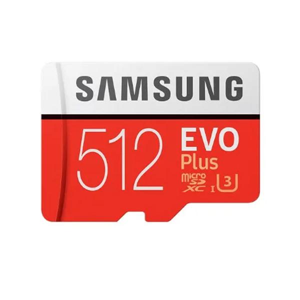 Samsung EVO Plus MicroSDXC 512GB